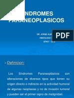 Sind. Paraneoplasicos