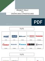 Project Milly - TV Stimulus v2