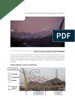 ANALISIS BASICO DE COMPORTAMIENTO DE PUENTES TRAS COLAPSO POR HUAYCOS Y LLUVIAS (LIMA-PERU)