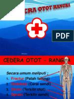Cedera Alat Gerak