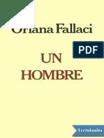 Un hombre - Oriana Fallaci.pdf