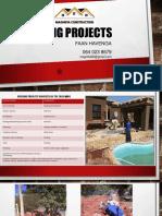 project construction presentation english version