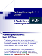 1 Edt Defining Marketing for 21st Century.ppt