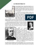 Biografia de Pablo VI