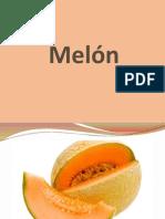 Diapositiva Melon