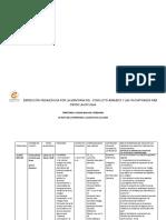 Informe Del Conversatorio Expedición Pedagogica Nacional