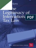 15 010 on the Legitimacy of International Tax Law Final Web