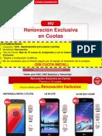 HV - Renovación Exclusiva en Cuotas Junio 20180717