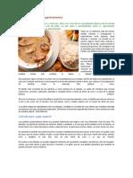 Gastronomia Garifuna