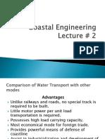 Coastal Engineering Lecture # 2