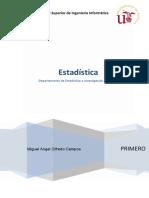 Resumen Completo Estadistica Ejercicios Examenes