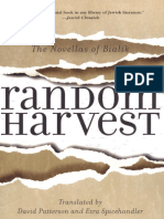 Bialik, Hayim - Random Harvest (Westview, 1999)