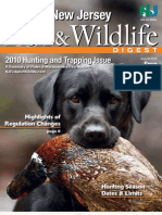 New Jersey 2010-2011 Hunting & Trapping Regulations