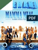 Mamma  Mia! Vamos Otra vez - Cinerama