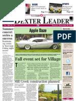 Dexter Leader, Sept. 30, 2010