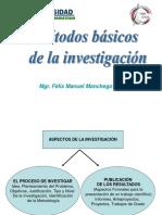 Metodos Basicos de La Investigación Cientifica