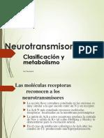 Clase 06 Neurotransmisores03 (Neurospicología)