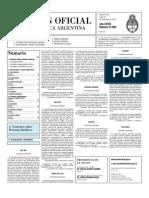 Boletin Oficial 27-09-10 - Segunda Seccion