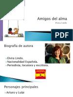 Amigos Del Alma- ¿Comó leer el libro y ayudar a los niños?