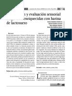 Elaboración y evaluación sensorial de galletas enriquecidas con harina de lactosuero.pdf