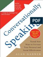 Conversationally Speaking - Alan Garner