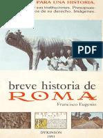 Eugenio Francisco - Breve Historia De Roma.pdf
