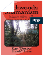 Ray Dr Hawk Hess - Backwoods Shamanism
