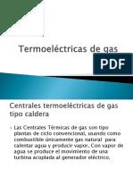 Termoelc3a9ctricas de Gas