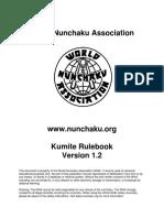 Kumite Rulebook