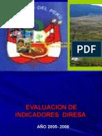Indicadores Promocion Al III Trim 2009