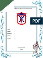 Trabajo Monografico Del Futbol