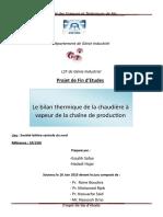 Le Bilan Thermique de La Chaud - Essalih Safaa_2362