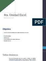 4ta Clase de Excel Tablas Dinamicas