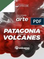 Patagonia, tierra de volcanes. Una mirada desde el arte.