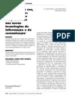 Subjetividade e Visibilidade_fernanda Bruno