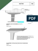 Sal1ab Barandilla Plataforma y Estructura