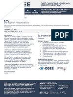 Issee Data Sheet Efc