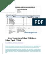 Cara Menghitung Pekan Efektif dan Pekan Tidak Efektif.docx