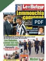 LE BUTEUR PDF du 30/09/2010