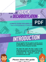 What The HECK is Decarboxylation?