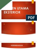 (MATERI 3) Elemen Utama Eksterior