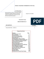 NV Energy IRP, Vol7 DSM progs. '10-'12