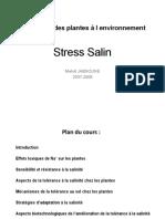 Cours Stress Salin M. Jabnoune MBVB 07 08