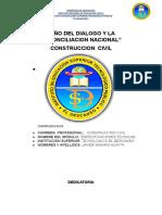Informe de Zocalos y Contrazocalos