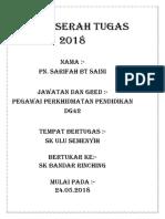 Covering Nota Serah Tugas