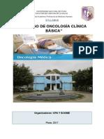 Sillabus Oncoclinica Basica