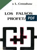 Crenshaw, James l - Los Falsos Profetas