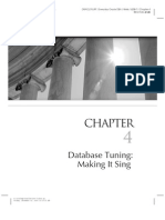 Everyday Oracle DBA - Chapter 4 Database Tuning - Making is Sing