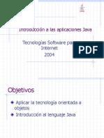 Introducción a Java - Modulo I (4)