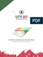 Ingreso Utn 2019 - Uniclases